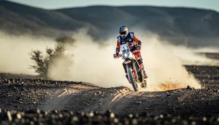 Toby Price: chcę wygrać Dakar jeszcze dwa razy [WYWIAD]