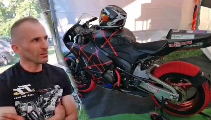 Polski zawodnik Krystian Paluch uległ ciężkiemu wypadkowi