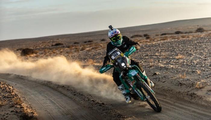Africa Eco Race: nowa klasa dla motocykli BMW GS