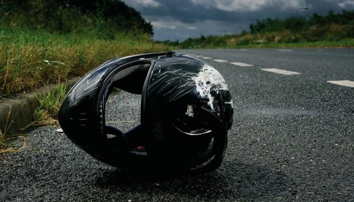Używany kask motocyklowy. Ogromne ryzyko i najgorsza możliwa opcja