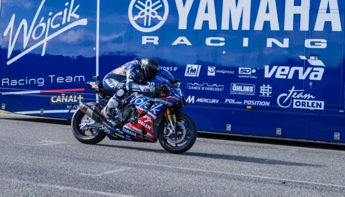 Wójcik Racing Team jeździ w barwach PKN Orlen!