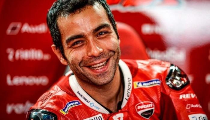 MotoGP: Danilo Petrucci potwierdza rozstanie z Ducati