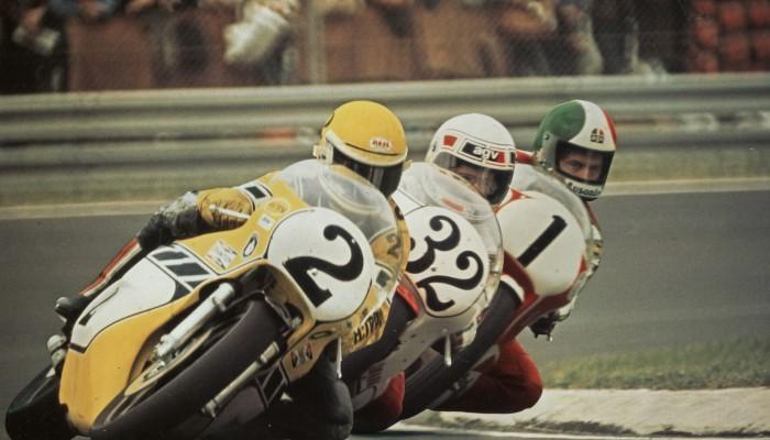 Pięć ulubionych torów Giacomo Agostiniego