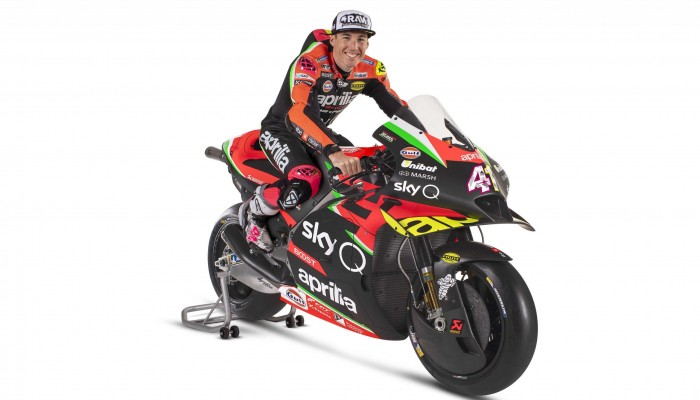 MotoGP: Aleix Espargaro przedłużył kontrakt z Aprilią, kolejne kłopoty Iannone