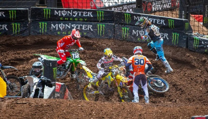 AMA Supercross: wyniki finałowej rundy w Salt Lake City [VIDEO]