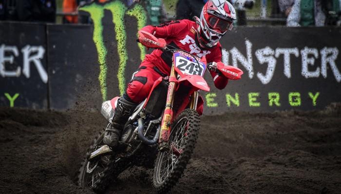 Ruszają Mistrzostwa Czech w Motocrossie