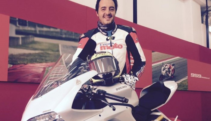 Hiszpański motocyklista Ismael Bonilla zginął na torze Jerez