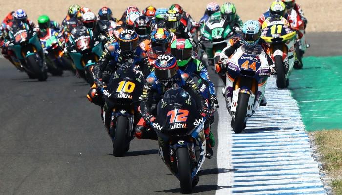 Triumph Triple Trophy: dodatkowa klasyfikacja dla kierowców Moto2