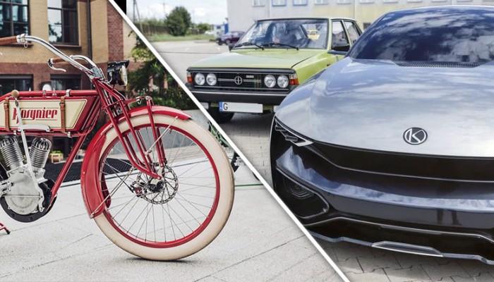 Czy będziemy motoryzacyjną potęgą? Nowa Syrena, Polonez a może czas na nową OSĘ?