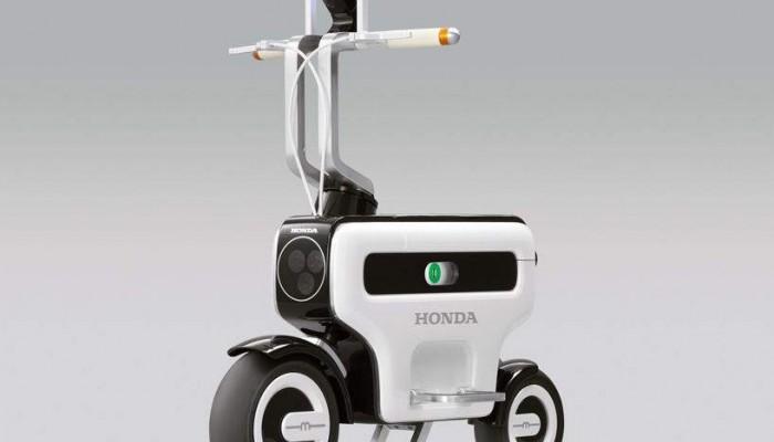 Motocompacto opatentowany. Honda powraca z pomysłem na walizkowy skuter