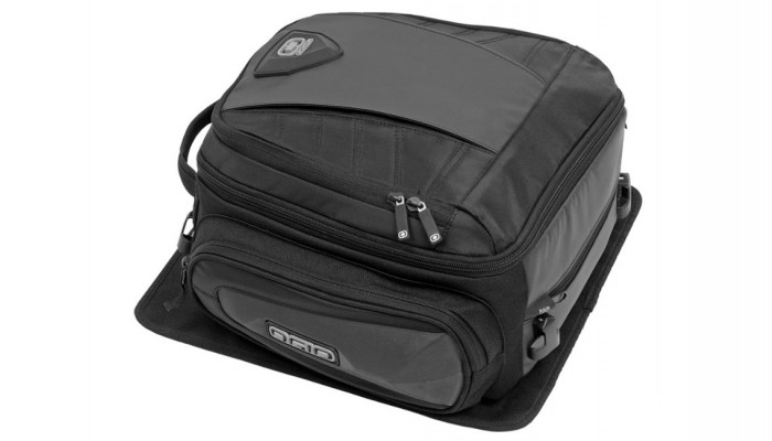 OGIO Tail Bag Stealth - 20 litrów przemyślanej przestrzeni w torbie na bagażnik