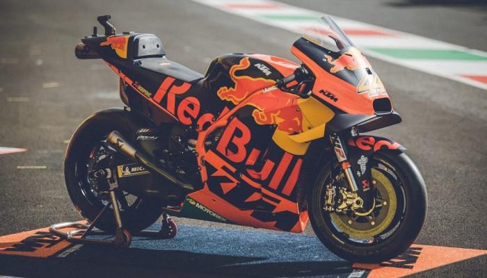 Marzyliście o zakupie KTM RC16 z MotoGP? Teraz to tylko kwestia pieniędzy!