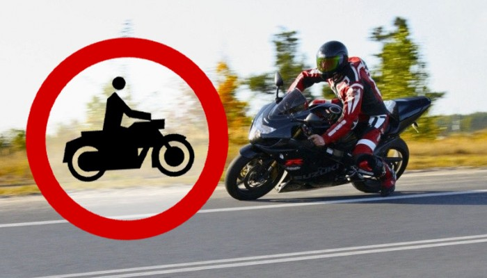 Pierwszy sezon z zakazem ruchu motocykli na obwodnicy Kleszczowa. Co się zmieniło?