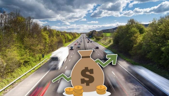 Zarządca autostrady A4 planuje podwyżki opłat. Co z motocyklami?