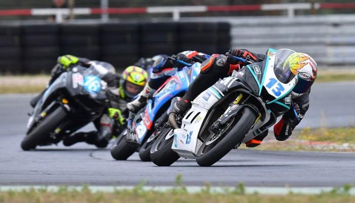 Rabin Racing Team wraca na najwyższe stopnie podium