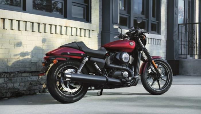 Harley Davidson Street 750 z