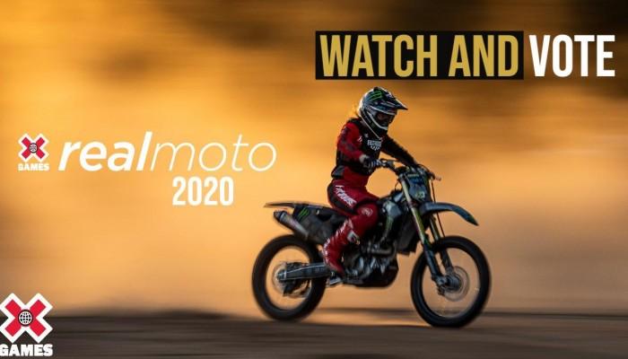 X Games: sześć najlepszych produkcji w konkursie Real Moto [VIDEO]