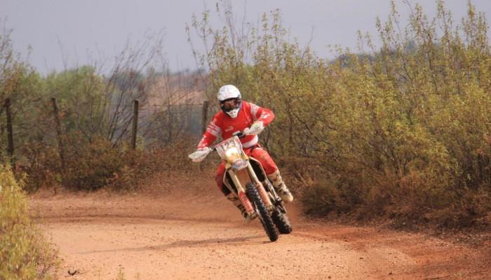 Adam Tomiczek drugi w Baja TT do Pintal