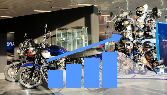 Rejestracje motocykli we wrześniu. Ile nowych i używanych, jakie marki, kto liderem sprzedaży
