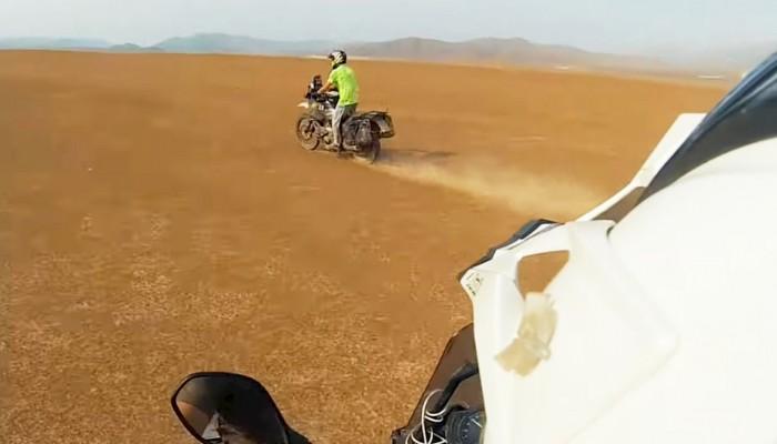 Motocyklem po Ameryce Południowej - z Boliwii do Peru - jak to wygląda?
