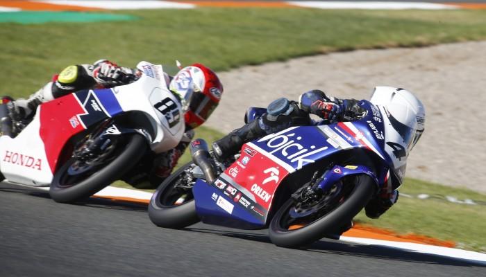 Zawodnicy Wójcik Racing Team zakończyli sezon w Walencji