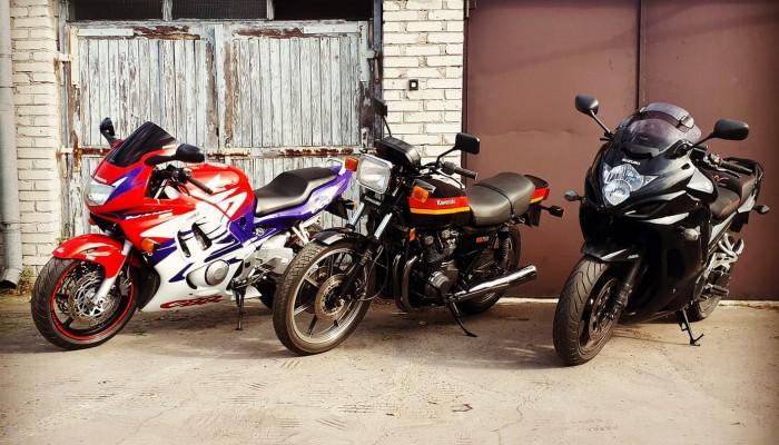 Realny garaż idealny czyli jaki motocykl kupić, żeby być szczęśliwym