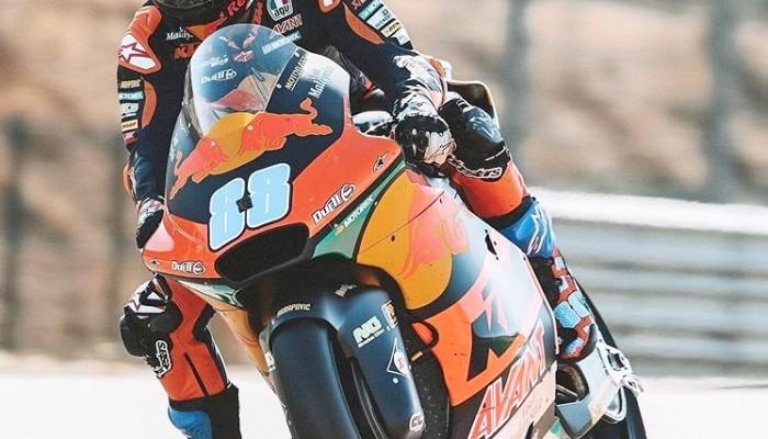 Moto2 GP Walencji: Lowes nie może pozbierać się po upadku, wszystkie oczy na Bastianiniego