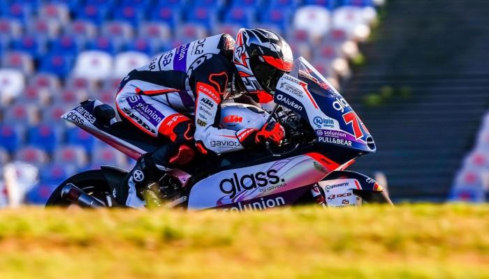 Moto3 GP Portugalii: Raul Fernandez deklasuje rywali, Albert Arenas mistrzem świata!