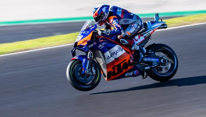 MotoGP GP Portugalii: Miguel Oliveira bezkonkurencyjny w finale sezonu