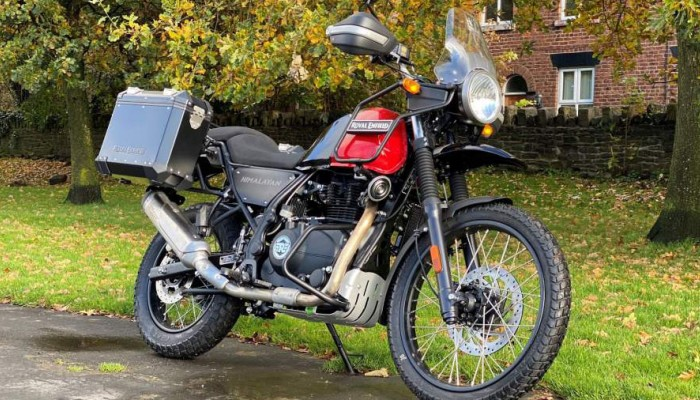 Royal Enfield Adventure Edition 01 z