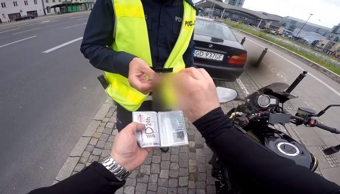 dokumenty policja kontrola z