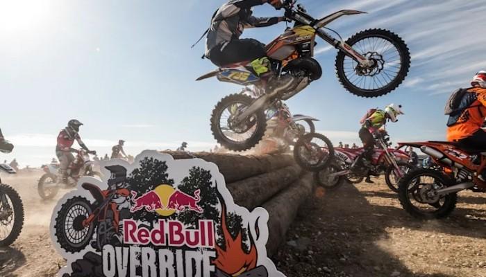 Red Bull Override: Mario Roman wygrywa w Teksasie