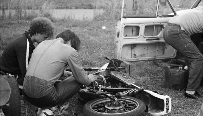 Dlaczego motocykle się psują? Kilkanaście lat jeżdżę motocyklem i oto moje wnioski