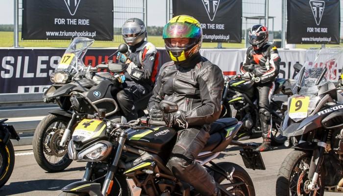 California Superbike School I Triumph Polska w sezonie 2021