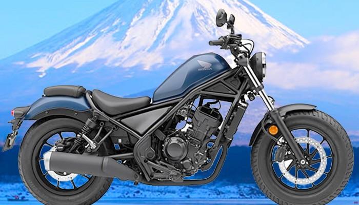 Co drugi sprzedawany w Japonii motocykl do Honda. Jednak w dwóch segmentach ma rywala