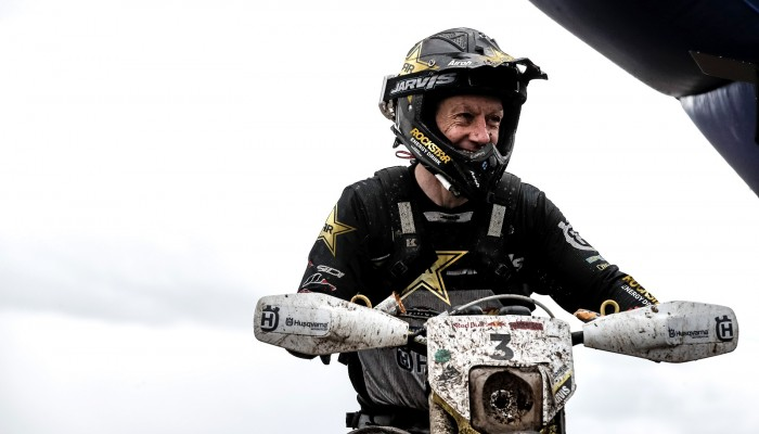 Rockstar Energy Husqvarna Racing przedłuża kontrakt z Grahamem Jarvisem