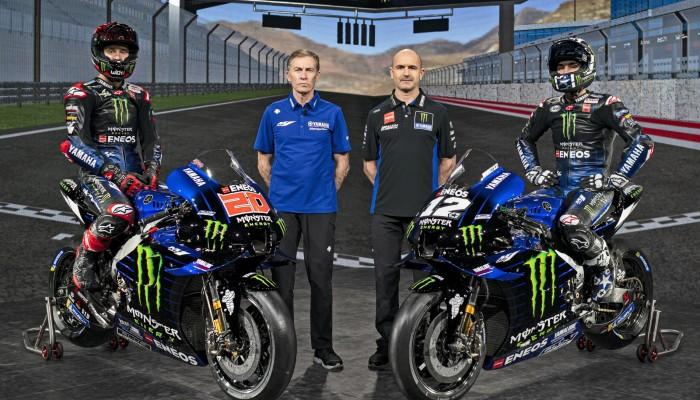 Czy Yamaha wróci na szczyt w MotoGP? Wywiad Micka z Vinalesem, Quartararo i szefostwem