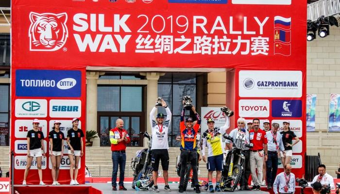 Nowa trasa i dyrektor sportowy Silk Way Rally 2021
