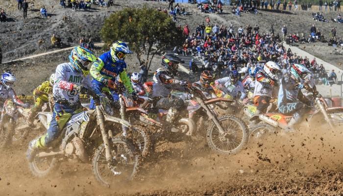ISDE 2021: nowa lokalizacja testu motocrossowego, który zakończy tegoroczną rywalizację