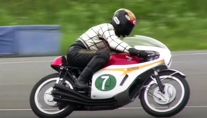 """Honda RC165 i RC166 """"straight six"""