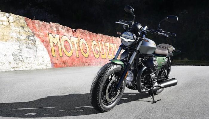 Świętuj setne urodziny Moto Guzzi z Liberty Motors Piaseczno