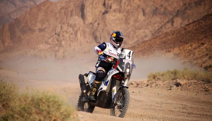 Jordania gospodarzem drugiej rundy Pucharu Świata w Rajdach Baja