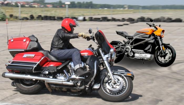 Harley-Davidson LiveWire kontra Harley-Davidson z silnikiem spalinowym. Opinia Harleyowca