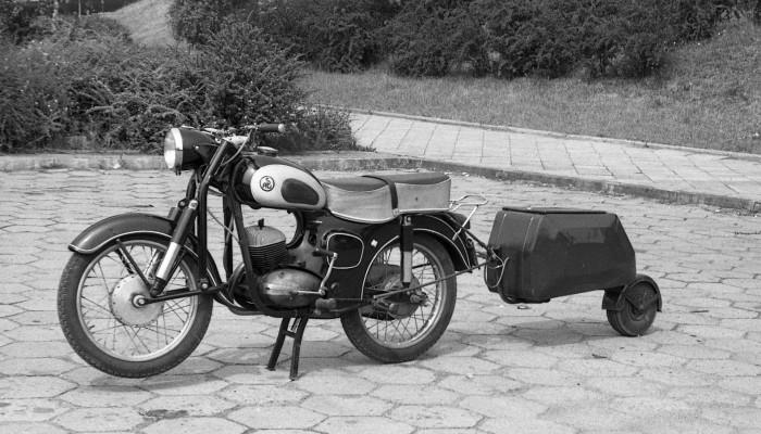 Przyczepki motocyklowe - historia, zastosowania, najpopularniejsze modele