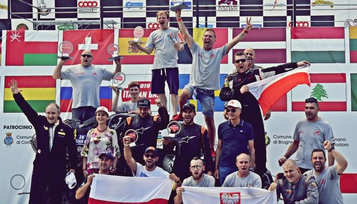 Kamena Rally Team w zespole fabrycznym Polaris