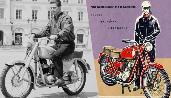Motocykle w czasach PRL. Modele i ich ceny. Czym jeździło się w latach sześćdziesiątych?