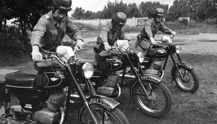 Motocykle WSK w Wojsku Polskim - historia polskich żołnierzy na polskich motocyklach