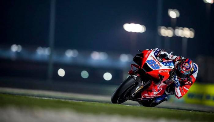 MotoGP 2021: Jorge Martin zdobywa pole position w klasie MotoGP do wyścigu GP Dohy