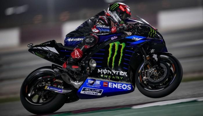 MotoGP 2021: Fabio Quartararo prowadzi Yamahę do zwycięstwa w wyścigu MotoGP o GP Dohy