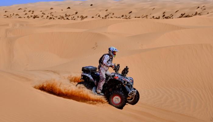 Fenix Rally 2021: polska szarża na Saharze